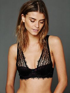 Mimi Holliday Bisou Bisou Berry Bra at Free People Clothing Boutique
