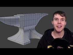 Blender Beginner Modelling Tutorial - Part 1 - YouTube