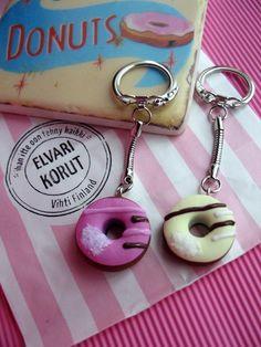 Donitsi avaimenperä