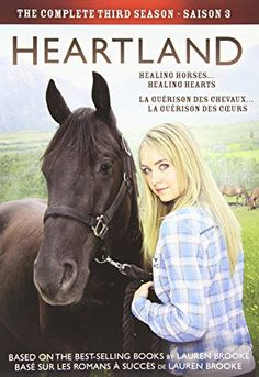 Shop Heartland: The Complete Third Season Discs] [DVD] at Best Buy. Find low everyday prices and buy online for delivery or in-store pick-up. Heartland Season 3, Heartland Ranch, Heartland Tv Show, Roman, Horse Movies, Dvd Film, Amber Marshall, Family Movies, Best Selling Books