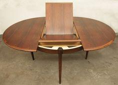Niels Møller Brazilian Rosewood dining table