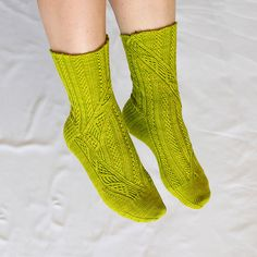 Ravelry: Ornette Socks pattern by Cookie A