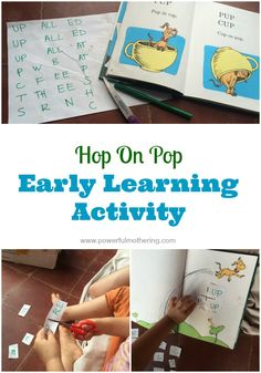 1000 images about blog kids activities crafts for Hop on pop coloring pages