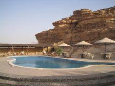 Jordan, Rum Desert   #vintagemaya #desert camp #wadi rum #chalet #Bait Ali