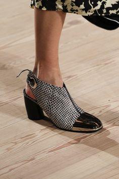 140 лучших пар обуви Недели моды в Нью-Йорке | Мода | Выбор VOGUE | VOGUE