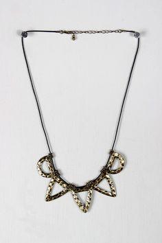 Shark Huntress Necklace