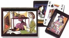 Piatnik Picasso Playing Cards by Gibson. $15.96. Pablo Picasso is loved for his unique and cubist artful interpretations. In this double deck you'll enjoy a wide selection of some of his greatest works. For over 180 years the Piatnik name has been synonymous with playing cards. Each year Piatnik produces over 25 million high-quality and unique playing cards.