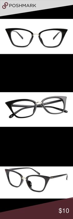 1fb4b59cc1 -1.5 Prescription CatEye Glasses brand new Brand new -1.5 in each eye  Prescription CatEye