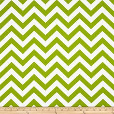 Valances.Chartreuse Chevron Curtain. Window treatment. Green and white .Designers pattern. Choose  your sizes by TwistedBobbinDesigns on Etsy