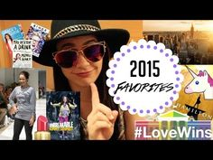 2015 Favorites (Beauty, Fashion, TV, and MORE) || WanderBlush  Hey Wanderers! It's that time of year again when we all reminise on the year that passed. This year, I only just realize how much happened and I am very grateful. It's a long video, so grab a drink and cuddle up for some favorites, and inspiration for 2016.