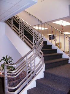 ART DECO STAIRCASES | Art-deco stairs