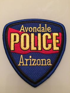 Set 2 patch bernalillo county fire department new mexico for Avondale motor vehicle division avondale az