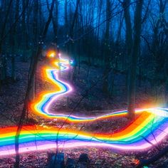 Vibrant Rainbow Roads Illuminate Forests and River Bends Into Magical Landscapes Rainbow Art, Rainbow Colors, Cute Wallpapers, Wallpaper Backgrounds, Madara Wallpaper, Dibujos Zentangle Art, Gay Aesthetic, Rainbow Wallpaper, Rainbow Aesthetic