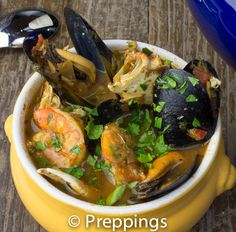 Bouillabaisse :: Search by flavors, find similar varieties and discover new uses for ingredients @ preppings.com
