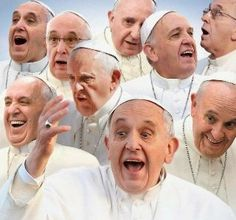 Pape François - Pope Francis - Papa Francesco - Papa Francisco-