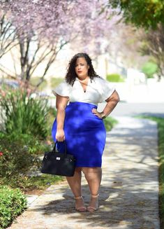 The Plus Size Girl's Guide to Accessorizing