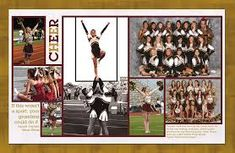 Image result for yearbook spread ideas with clean lines