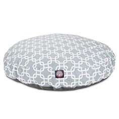 Majestic Pet Links Round Pet Bed *** More info could be found at the image url.
