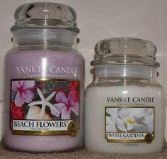 Yankee candles...
