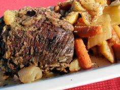 recipe: how to thicken pot roast gravy in crock pot [27]