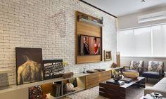 Reforma garante espaços extra a apartamento de solteira - Jornal O Globo