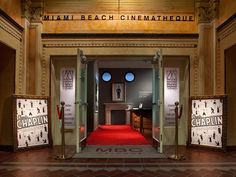 One of the best-kept secrets of Miami? Local film society theater, Miami Beach Cinematheque.