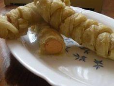 Crenvursti in aluat Sausage, Cooking Recipes, Meat, Food, Eten, Sausages, Meals, Recipes