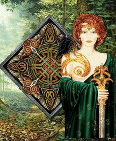 Dioses y Diosas de la antigüedad, escuchad mis plegarias y enviadme vuestra fuerza y comprensión, vuestro conocimiento y sabid... Wicca, Pagan, Thor, Celtic Symbols, Fantasy Dress, Mistletoe, Witchcraft, Mona Lisa, Irish