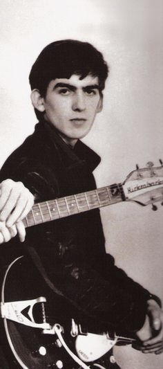 Young George Harrison