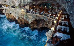 Grotta Palazzese Hotel Restaurant 1