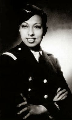 Josephine Baker Aided the French and Received Medal of Honor.