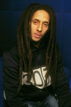 Julian Marley, son of Bob Damian Marley, Ziggy Marley, Handsome Italian Men, Marley Brothers, Rastafarian Culture, Reggae Bob Marley, Bob Marley Pictures, Marley Family, African Natural Hairstyles