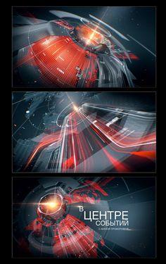 TVC PROHOROVA by MADPIXEL , via Behance
