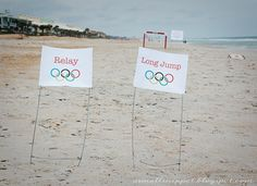 Olympic kids parties