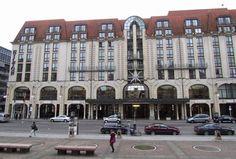 Außenansicht - Hilton Berlin
