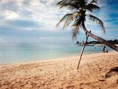 West Bay Beach, Roatan, Honduras  I can't wait to be on the beach