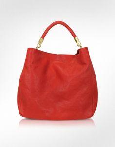 Yves Saint Laurent Roady - Large Leather Hobo Bag