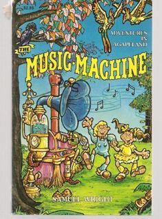 the machine agapeland