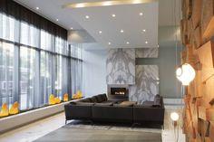 Charlie Condos, Toronto. Interior design by Cecconi Simone.
