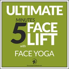 This pose has been one of my signature poses. It is INDEED a quick mini facelift you can do anytime anywhere. Whether you are thinking of getting a facelift or not,  give this pose a try and see how you like it. http://faceyogamethod.com/the-ultimate-non-surgical-face-lift-with-the-face-yoga-method/