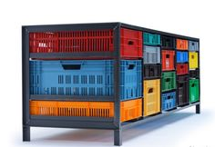 Furniture - The Most Exclusive Sideboards of the World | designed by Mark van der Gronden