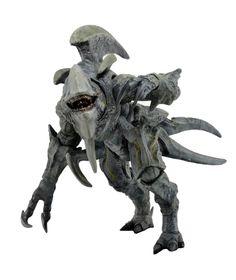 Pacific Rim figurine Ultra Deluxe Kaiju Mutavore NECA