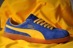 Puma Bluebird | Blue / Yellow