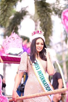 Kylie Verzosa -- 2016 Miss International Title Holder Kylie Verzosa, Miss Pageant, Hawaiian Tropic, Beauty Pageant, Pinoy, Beauty Queens, Long Beach, Asian Fashion, Victorious