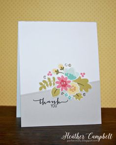 Avery Elle: Happy New Year! using Fabulous Florals stamps and dies