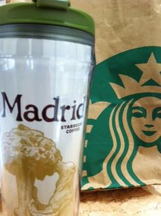 #madrid #starbucks #tumbler #collection