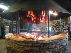 14 Best Places To Eat In Texas | The Odyssey The Salt Lick BBQ Driftwood TX