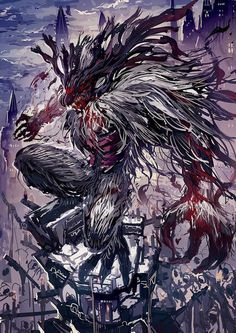 Cleric Beast what horror created you??