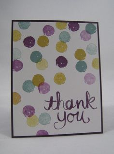 Work of Art- Stampin' Up by Miechelle Weber www.stampinu.wordpress.com