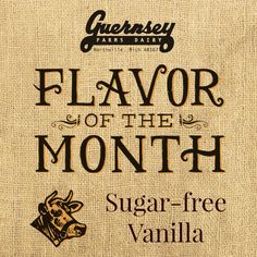 August's Flavor of the Month goes back to the basics.